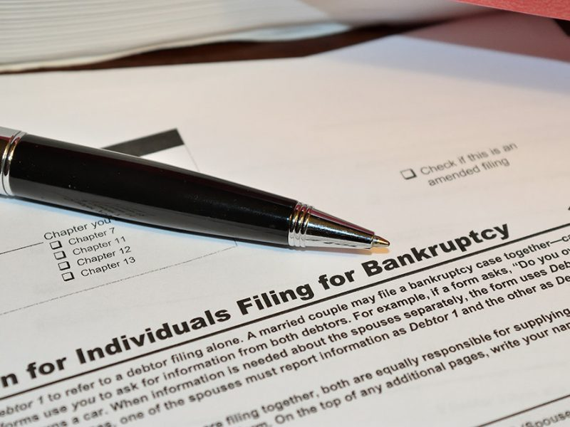 Are There Alternatives to Bankruptcy In Tuscaloosa?